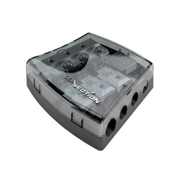 Connection BFD 31 DGT.1 - дистрибьютор питания с цифровым вольтметром
