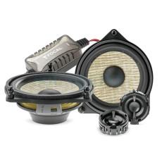 Focal IS MBZ 100 - 2-компонентные АС для установки в штатные места а/м Mercedes-Benz