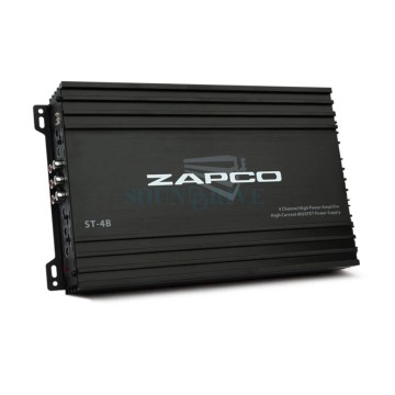 Zapco ST-4B - 4-канальный усилитель